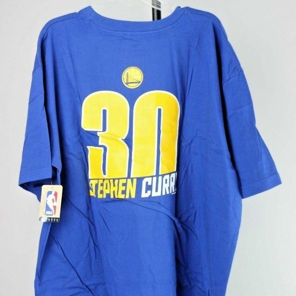 Other - Golden State Warriors Stephen Curry Big & Tall Tee
